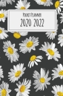 2020-2022 Pocket Planner: Vintage Daisy, Three Year Calendar, 36-Month Pocket Monthly Agenda Planner with Holiday Cover Image