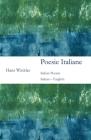 Poesie Italiane: Italian - English Cover Image
