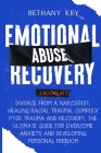 Emotional Abuse Recovery Cover Image