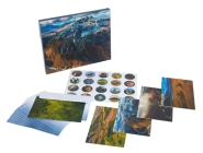 Refuge Card Portfolio Set (Set of 20 Cards): (Gifts for Outdoor Enthusiasts and Nature Lovers, National Parks, Note Cards) Cover Image