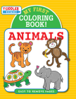 My First Coloring Book: Animals Cover Image
