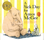 A Sick Day for Amos McGee Cover Image