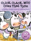 Click, Clack, Moo 20th Anniversary Edition: Cows That Type (A Click Clack Book) Cover Image