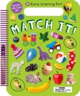 Early Learning Fun: Match It!: Includes Wipe-Clean Pen Cover Image