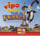 Vipo in Paris: The Kings of Croissants and Baguettes (AV2 Animated Storytime) Cover Image
