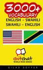 3000+ English - Swahili Swahili - English Vocabulary Cover Image