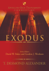 Exodus (Apollos Old Testament Commentary) Cover Image