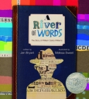 A River of Words: The Story of William Carlos Williams Cover Image