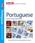 Berlitz Portuguese Phrase Book and Dictionary Cover Image