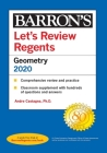 Let's Review Regents: Geometry 2020 (Barron's Regents NY) Cover Image