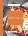 Ah! 365 Yummy Entertaining Recipes: The Best-ever of Yummy Entertaining Cookbook Cover Image