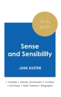 Study guide Sense and Sensibility by Jane Austen (in-depth literary analysis and complete summary) Cover Image