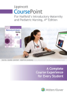 Lippincott CoursePoint for Introductory Maternity and Pediatric Nursing Cover Image