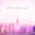 All We Have Left Cover Image