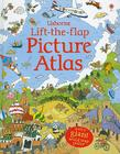 Lift-The-Flap Picture Atlas Cover Image