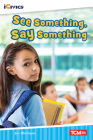 See Something, Say Something Cover Image