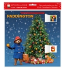 Paddington Christmas Tree Advent Calendar 2021 (with stickers) Cover Image