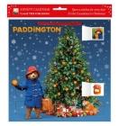 Paddington Christmas Tree Advent Calendar (with stickers) Cover Image