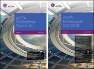 AICPA Professional Standards 2019 Cover Image