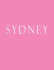 Sydney: Decorative Book to Stack Together on Coffee Tables, Bookshelves and Interior Design - Add Bookish Charm Decor to Your Cover Image