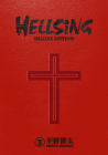 Hellsing Deluxe Volume 3 Cover Image