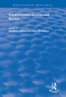 Contemporary Greece and Europe (Routledge Revivals) Cover Image
