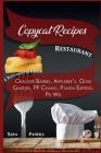 Copycat Recipes Restaurant: Cracker Barrel, Applebee's, Olive Garden, Pf Chang, Panda Express, Pei Wei Cover Image
