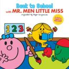 Back to School with Mr. Men Little Miss (Mr. Men and Little Miss) Cover Image
