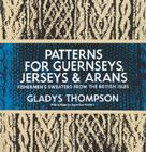Patterns for Guernseys, Jerseys & Arans (Dover Knitting) Cover Image
