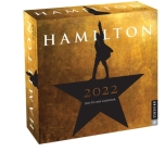Hamilton 2022 Day-to-Day Calendar Cover Image
