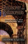 Philosophy and Philosophers Cover Image