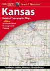 Delorme Kansas Atlas & Gazetteer Cover Image