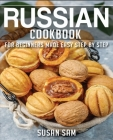 Russian Cookbook: Book 3, for Beginners Made Easy Step by Step Cover Image
