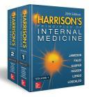 Harrison's Principles of Internal Medicine, Twentieth Edition (Vol.1 & Vol.2) Cover Image