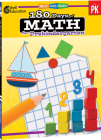 180 Days of Math for Prekindergarten: Practice, Assess, Diagnose Cover Image