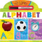 Alphabet: Fine Motor Skills & Letter Recognition Cover Image
