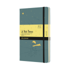 Moleskine 2021-2022 Petit Prince Weekly Planner, 18M, Large, Roses, Hard Cover (5 x 8.25) Cover Image