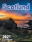 Scotland 2021 Wall Calendar Cover Image