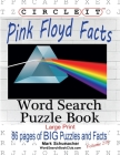 Circle It, Pink Floyd Facts, Word Search, Puzzle Book Cover Image