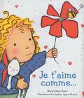 Je t'Aime Comme... Cover Image