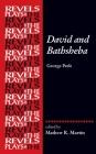 David and Bathsheba: George Peele (Revels Plays) Cover Image