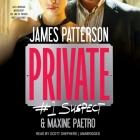 Private: #1 Suspect Lib/E Cover Image