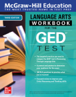 McGraw-Hill Education Language Arts Workbook for the GED Test, Third Edition Cover Image