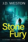 Stone Fury: A British Action Crime Thriller Cover Image