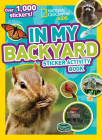 In My Backyard Sticker Activity Book Cover Image