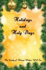 Holidays and Holy Days Cover Image