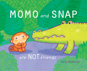 Momo and Snap Are Not Friends! Cover Image