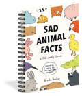 Sad Animal Facts Weekly Planner 2022 Cover Image