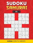 Sudoku Samurai 83: Collection de 100 Sudokus Samouraï pour Adultes - Facile et Difficile - Idéal pour augmenter la mémoire et la logique Cover Image