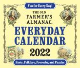 The 2022 Old Farmer's Almanac Everyday Calendar Cover Image